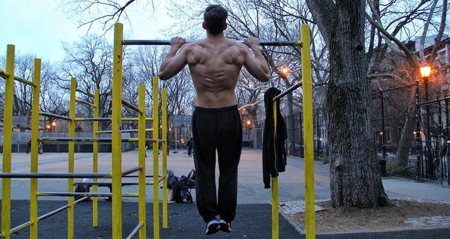 Street fitness bulgaria