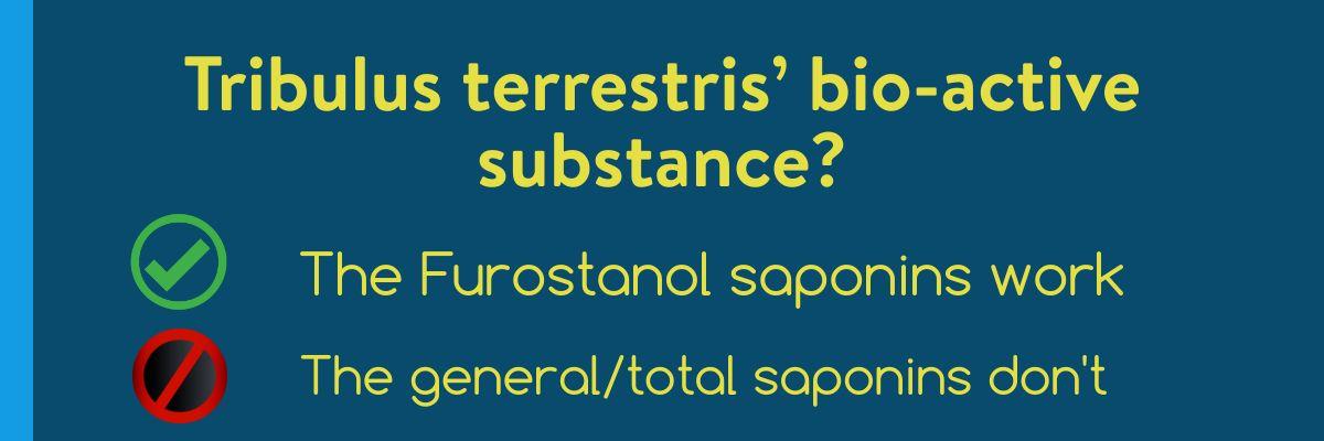 furostanols or total saponins